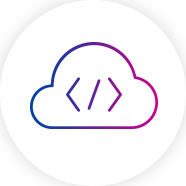 Icon Cloud Hybride